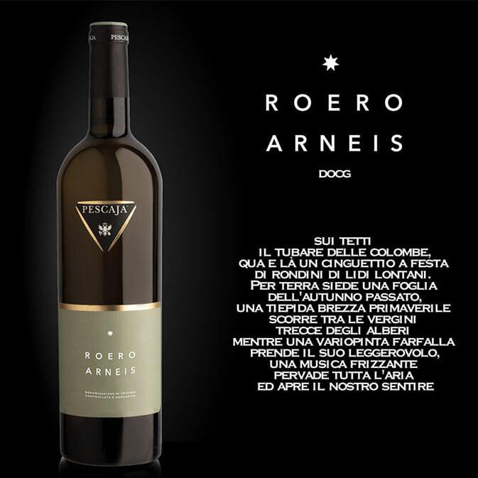 ROERO ARNEIS_ DOCG PESCAJA